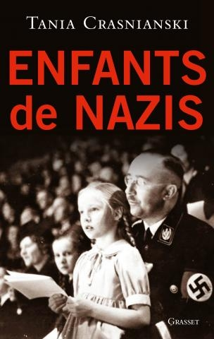Couverture Enfants de nazis