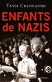 Couverture Enfants de nazis Editions Grasset 2016