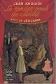 Couverture Le rendez-vous de Senlis suivi de Léocadia Editions Le Livre de Poche 1958