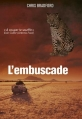 Couverture Bodyguard, tome 3 : L'embuscade Editions Casterman 2016