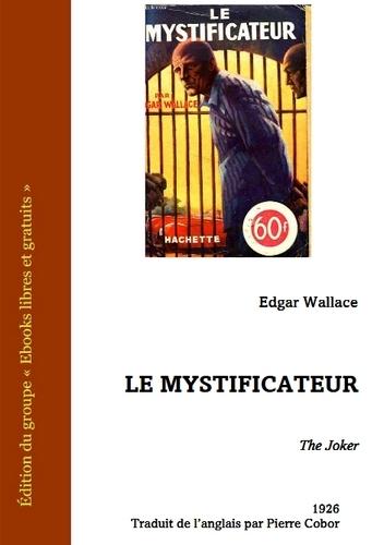 Couverture Le mystificateur