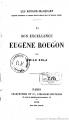 Couverture Son excellence Eugène Rougon Editions Ebooks libres et gratuits 2004