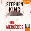Couverture Mr Mercedes Editions Audiolib (Suspense) 2015