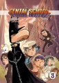 Couverture Sentaï school : L'école des héros, tome 3 Editions Olydri 2016