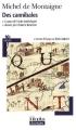 Couverture Des cannibales Editions Folio  (Plus classiques) 2008