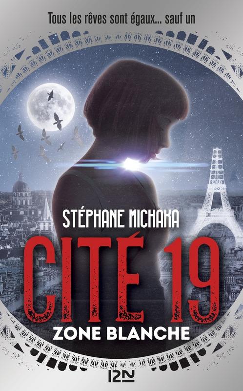 Couverture Cité 19, tome 2 : Zone blanche