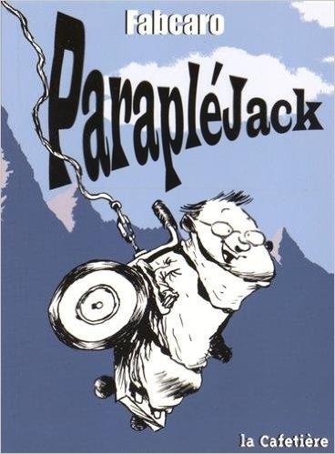 Couverture ParapléJack