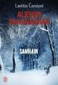 Couverture Aliénor McKanaghan, tome 2 : Samhain Editions J'ai Lu 2016