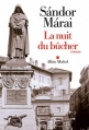 Couverture La nuit du bûcher Editions Albin Michel 2015