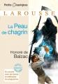 Couverture La peau de chagrin Editions Larousse (Petits classiques) 2011