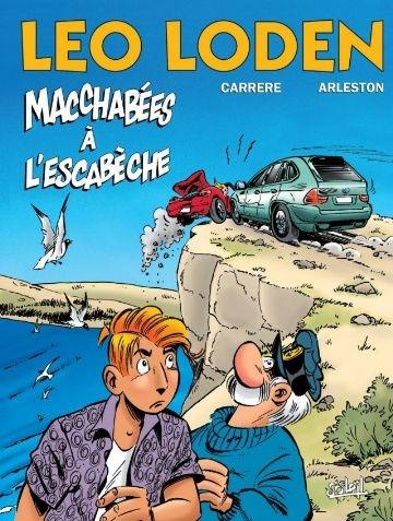 Couverture Léo Loden, tome 15 : Macchabées à l'escabèche