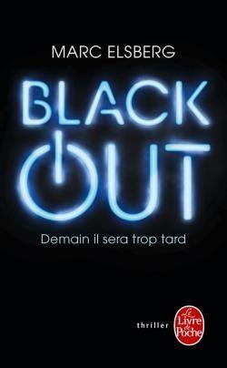 Couverture Black out