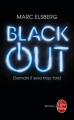 Couverture Black out Editions Le Livre de Poche (Thriller) 2016