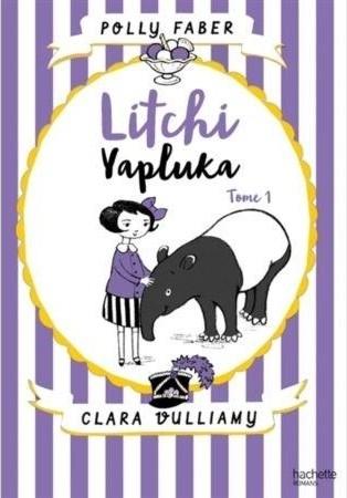 Couverture Litchi Yapluka, tome 1 : Drôle de rencontre