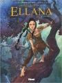 Couverture La quête d'Ewilan : Ellana, tome 1 : Enfance Editions Glénat (Grafica) 2016