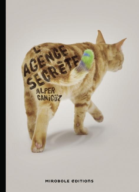 Couverture L'Agence Secrète