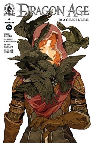 Couverture Dragon Age: Magekiller, book 4