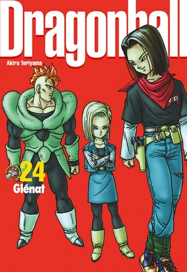 Couverture Dragon Ball, perfect, tome 24