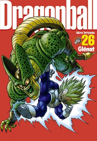 Couverture Dragon Ball, perfect, tome 26