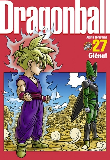 Couverture Dragon Ball, perfect, tome 27