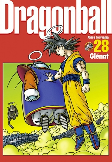 Couverture Dragon Ball, perfect, tome 28