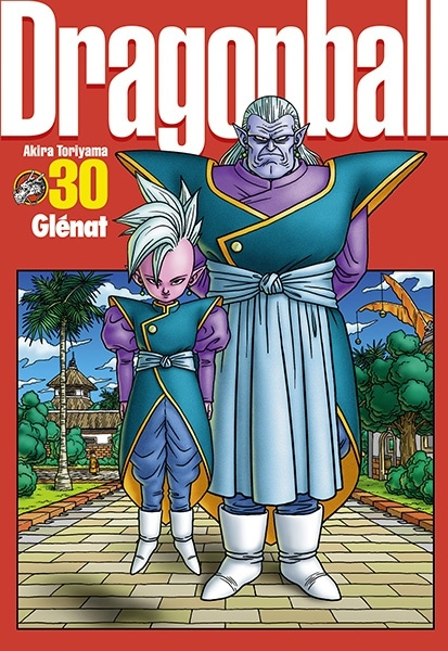 Couverture Dragon Ball, perfect, tome 30