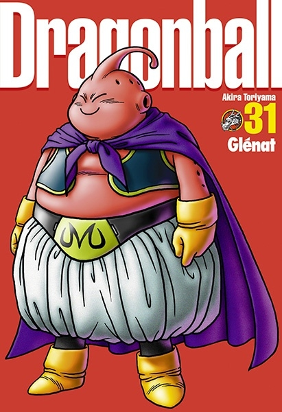 Couverture Dragon Ball, perfect, tome 31