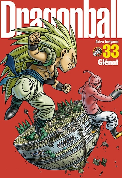 Couverture Dragon Ball, perfect, tome 33