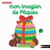 Couverture Mon imagier de Pâques Editions Nathan (Kididoc) 2016