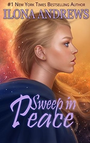 Couverture Innkeeper Chronicles, book 2: Sweep in Peace