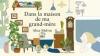 Couverture Dans la maison de ma grand-mère Editions Albin Michel (Jeunesse) 2015