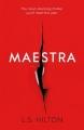 Couverture Maestra Editions Erick Bonnier 2016