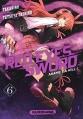 Couverture Red eyes sword, tome 06 Editions Kurokawa 2015
