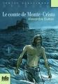 Couverture Le Comte de Monte-Cristo, abrégé Editions Folio  (Junior) 2012