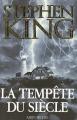 Couverture La tempête du siècle Editions Albin Michel 2011