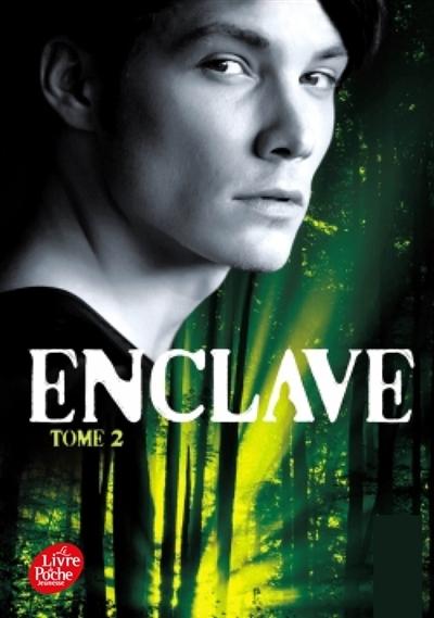 Couverture Enclave, tome 2 : Salvation