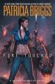 Couverture Mercy Thompson, tome 09 : L'étreinte des flammes Editions Ace Books 2016