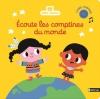 Couverture Ecoute les comptines du monde Editions Nathan (Petit Nathan) 2016