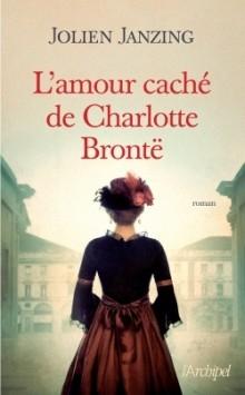 Couverture L'amour caché de Charlotte Brontë
