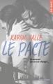 Couverture Le pacte Editions Hugo & cie (New romance) 2016