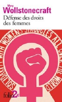 Couverture Défense des droits des femmes