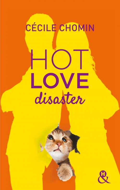 Couverture Hot Love, tome 2 : Hot Love Disaster