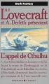 Couverture Légendes du mythe de Cthulhu, tome 1 : L'appel de Cthulhu Editions Presses pocket (Dark Fantasy) 1989