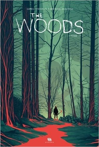 Couverture The Woods, tome 1
