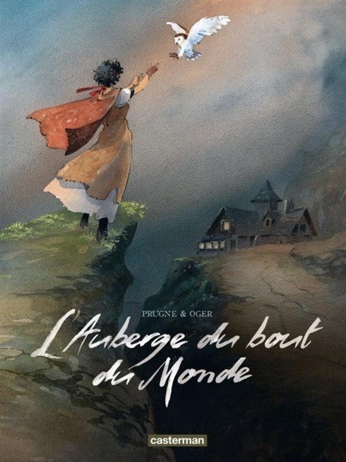 Couverture L'Auberge du bout du Monde, intégrale