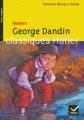 Couverture George Dandin / George Dandin ou le mari confondu Editions Hatier (Classiques - Oeuvres & thèmes) 2003