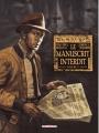 Couverture Le Manuscrit Interdit, tome 3 Editions Delcourt (Machination) 2011