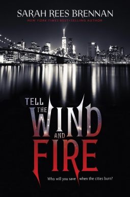 Couverture Tell the wind and fire