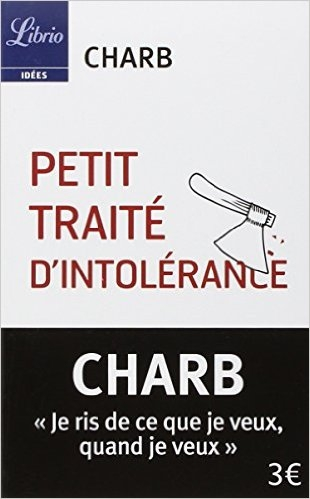 Couverture Les fatwas de Charb, petit traité d'intolérance , tome 1