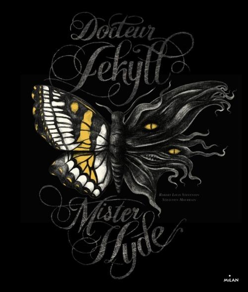 Couverture Docteur Jekyll et Mister Hyde (album)